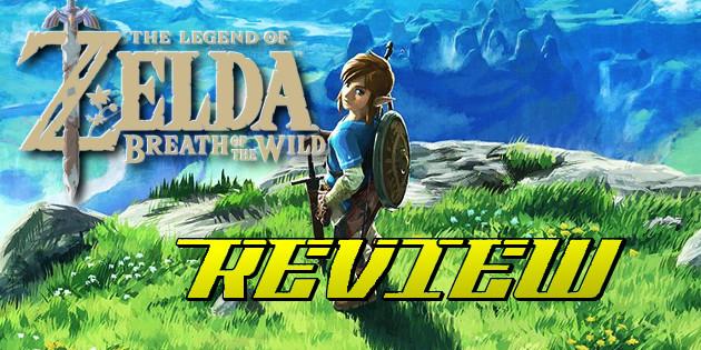 Legend of Zelda: Breath of the wildreview