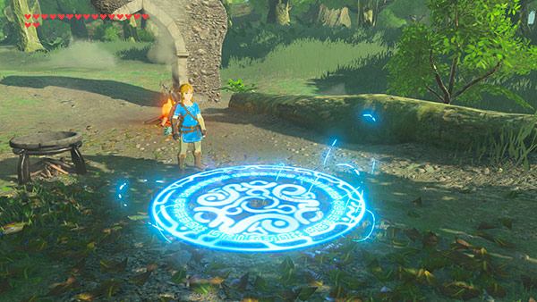 The legend of zelda: Breath of the wild  DLC heros path mode video